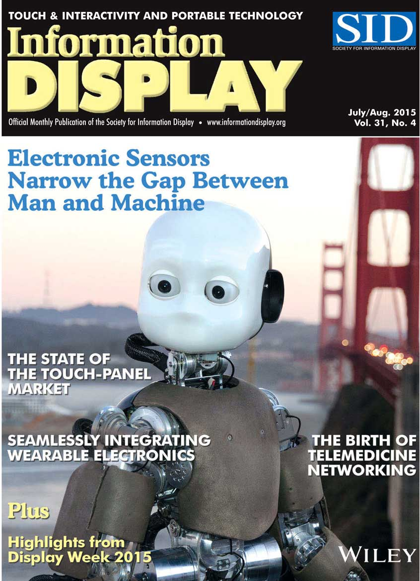 Information Display Magazine